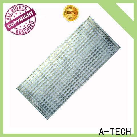 A-TECH flex pcb board company top selling for led