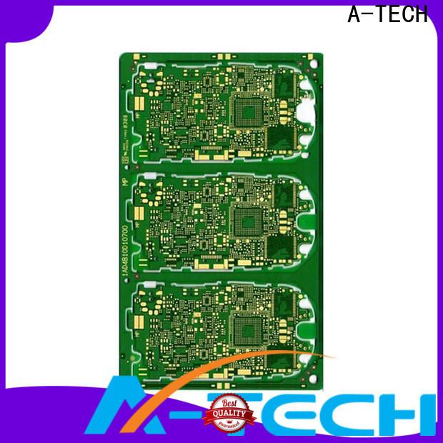 A-TECH aluminum pcb supplier for business
