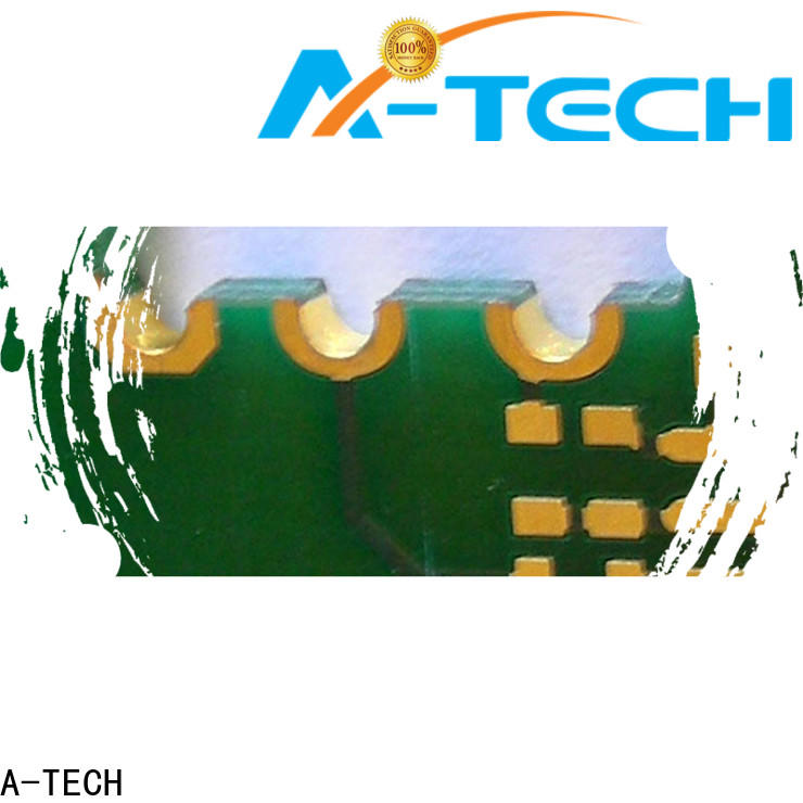 A-TECH blind blind vias pcb company at discount