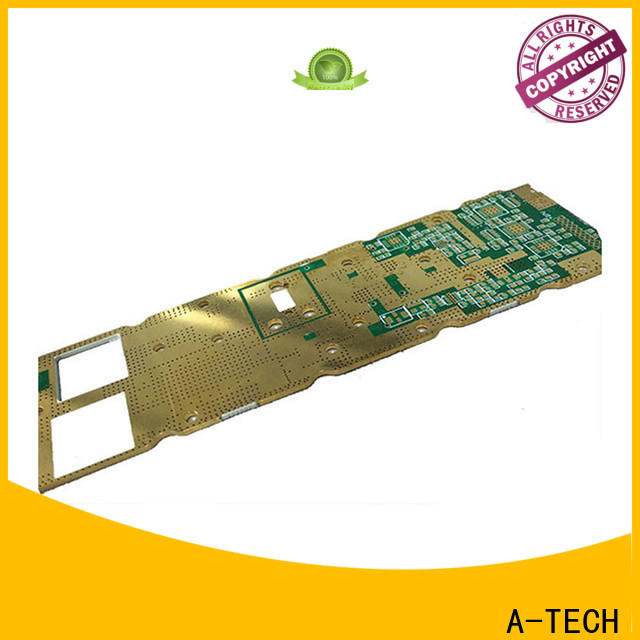 A-TECH microwave low cost pcb fab multi-layer at discount