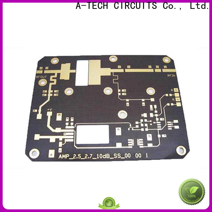 A-TECH large pcb prototype board custom made for wholesale