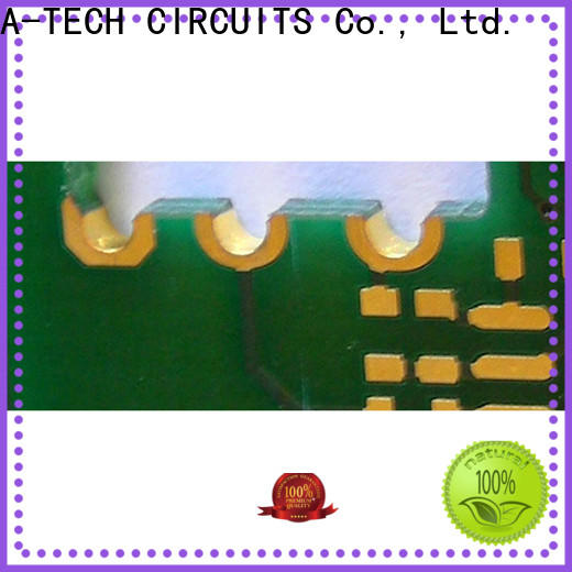 blind blind vias pcb impedance durable at discount