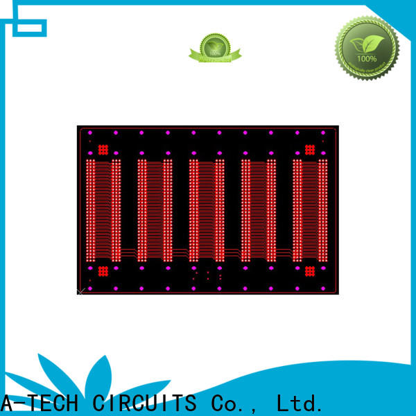 free delivery blind vias pcb impedance durable for wholesale