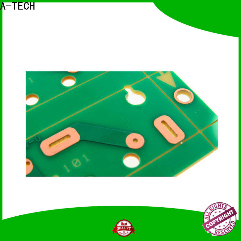 A-TECH China hasl pcb free delivery for wholesale