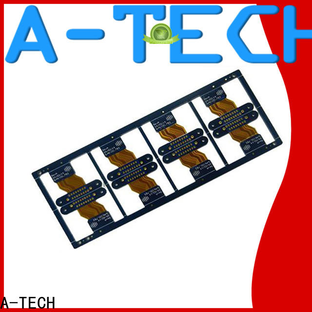 A-TECH flex pcb assembly cost multi-layer for led