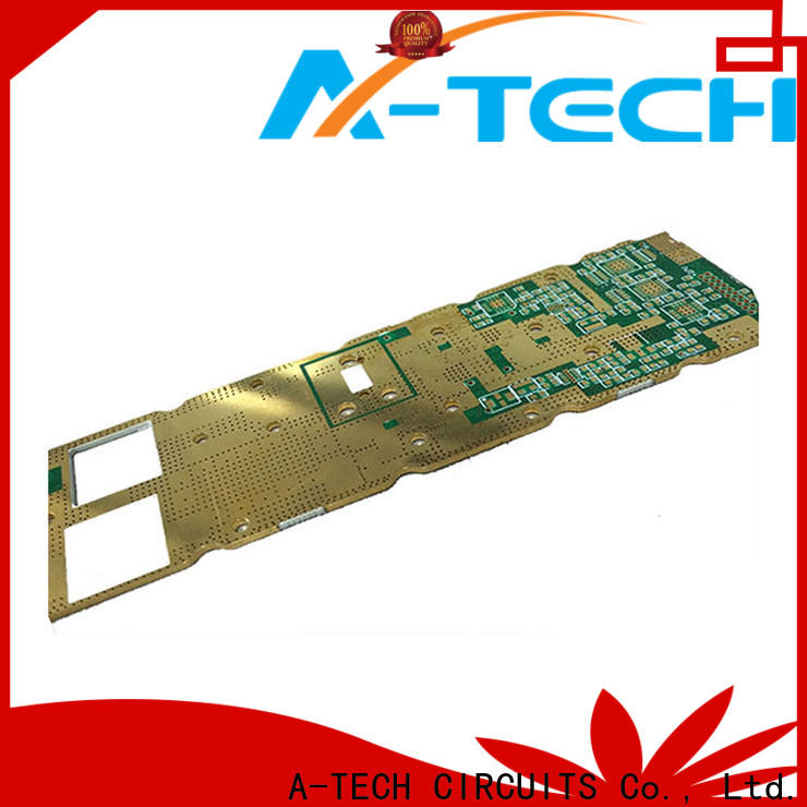 A-TECH flex low cost pcb service double sided for wholesale