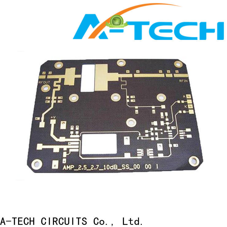 Custom fast pcb fabrication single sided multi-layer at discount