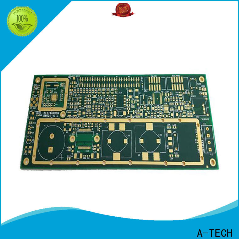 A-TECH flex pcb fabrication assembly double sided at discount