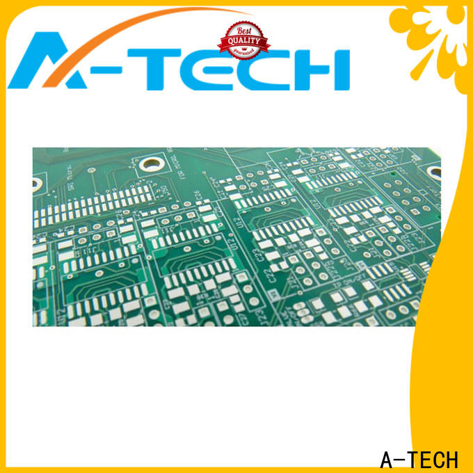 A-TECH highly-rated lead free hasl pcb factory for wholesale