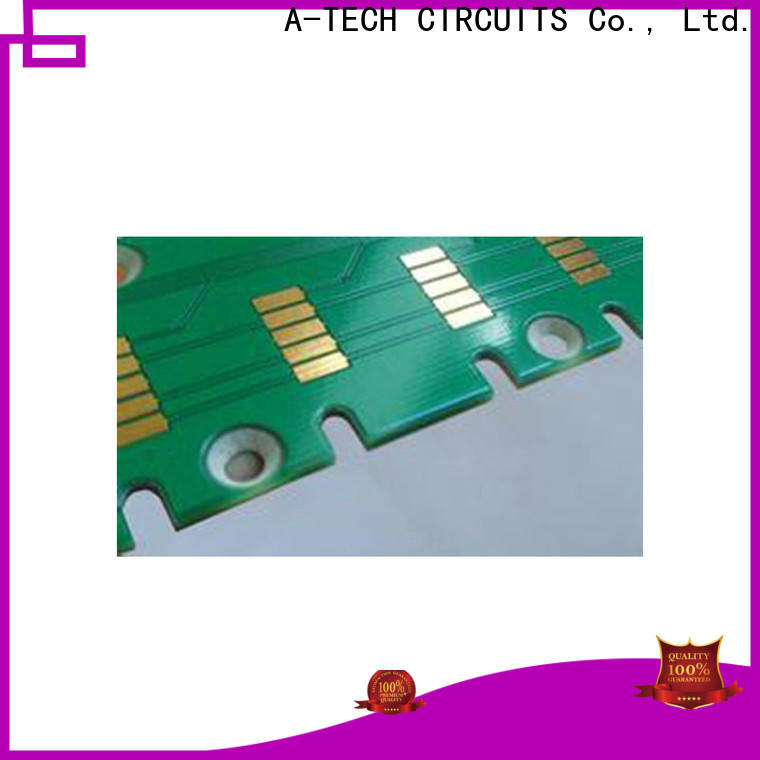 A-TECH fit hole vippo pcb factory at discount