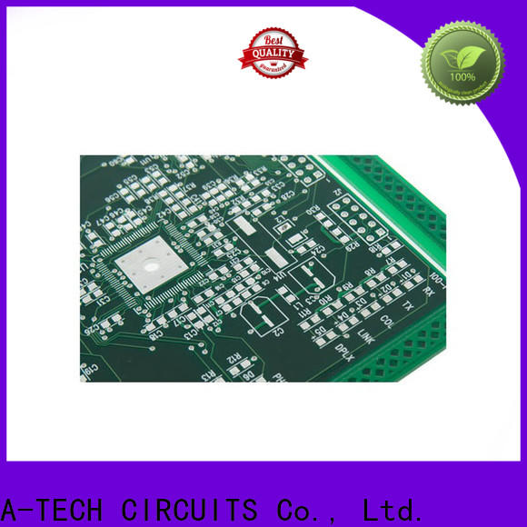 A-TECH gold plated pcb surface finish manufacturers at discount