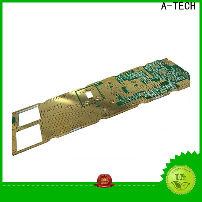 metal core custom circuit board cost single sided double sided at discount