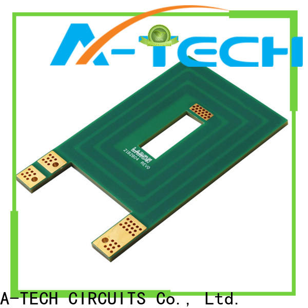 A-TECH China pcb edge plating process best price top supplier