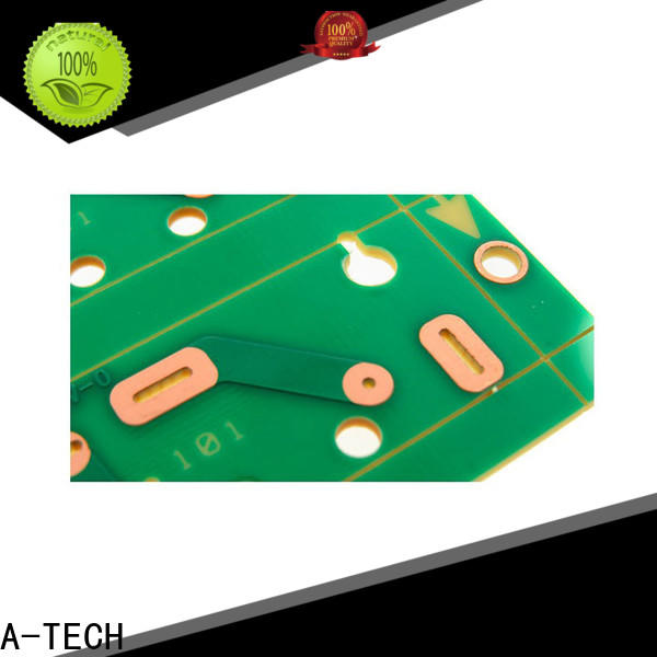 A-TECH China pcb gold plating free delivery for wholesale