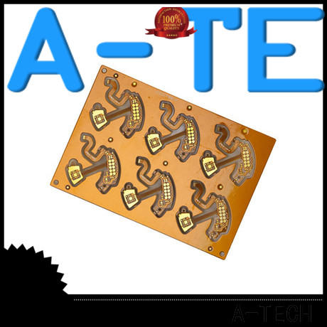 A-TECH flex bare printed circuit board manufacturers for wholesale