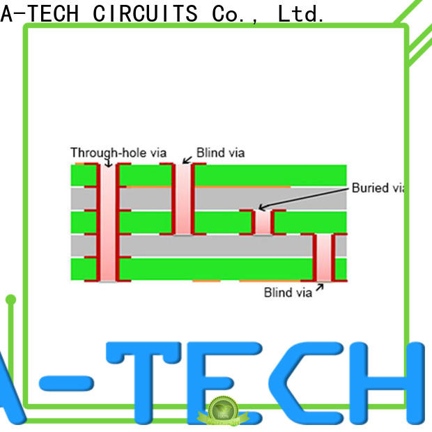 A-TECH thick copper heavy copper pcb for business for wholesale
