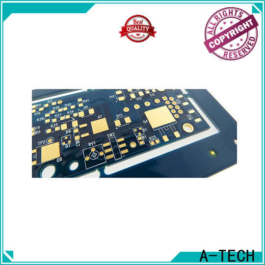 A-TECH highly-rated pcb gold plating manufacturers for wholesale