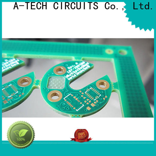 A-TECH blind vippo pcb factory top supplier