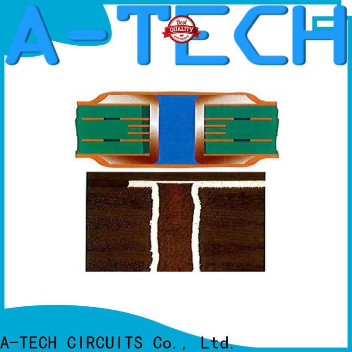 A-TECH A-TECH via in pad company for sale