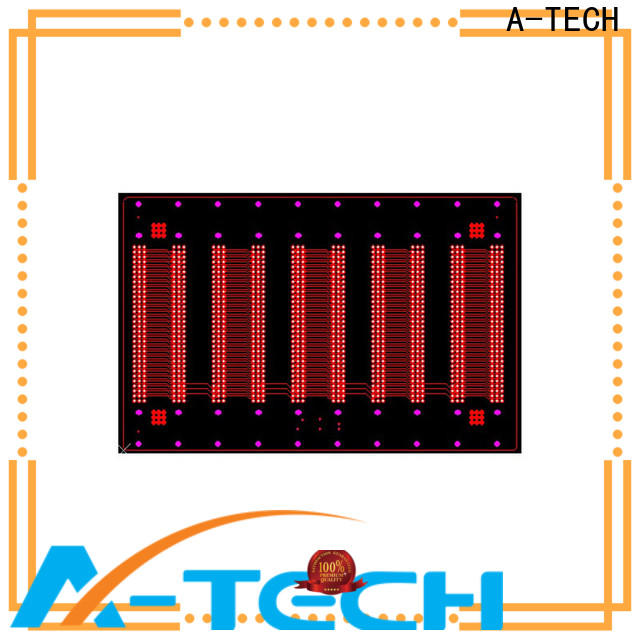 routing blind via in pcb fit hole factory for sale