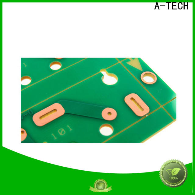 A-TECH silver hasl pcb finish manufacturers at discount