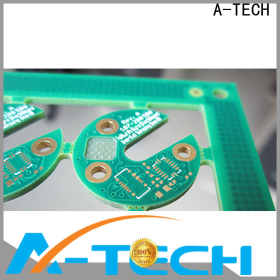 A-TECH press press fit pins pcb factory for sale