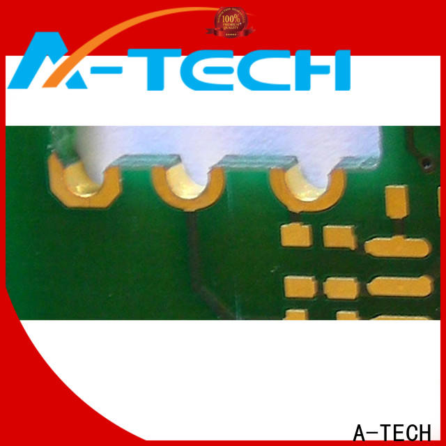 A-TECH countersink pcb edge durable top supplier