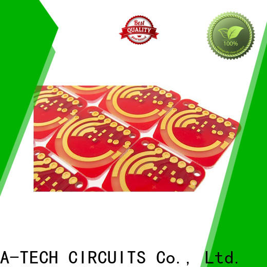 A-TECH immersion enig pcb finish manufacturers for wholesale