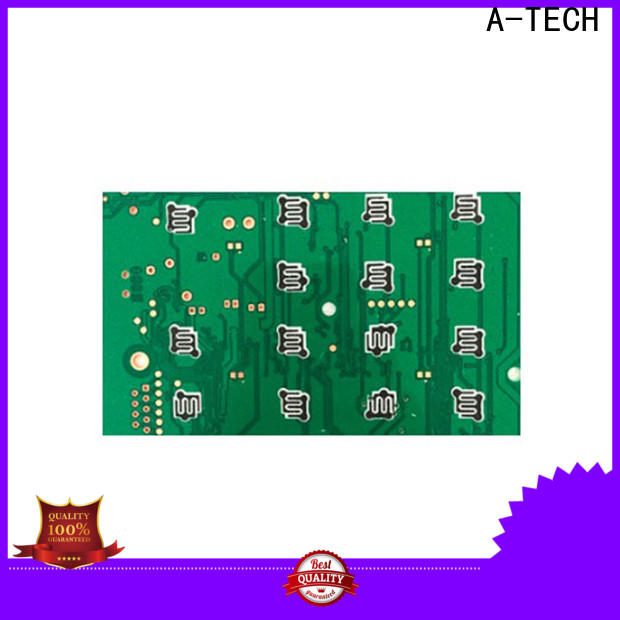 A-TECH hard pcb gold plating cheapest factory price at discount