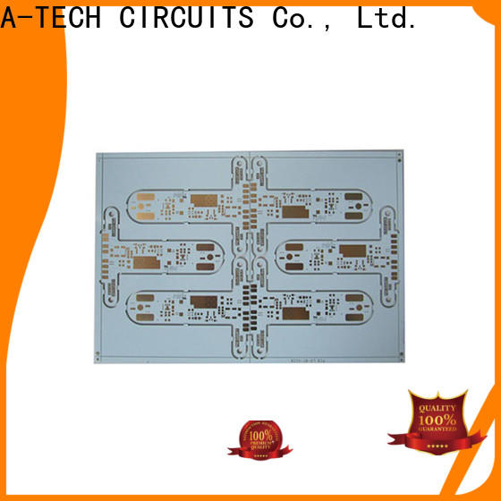 A-TECH single sided pcb printing and assembly company for wholesale