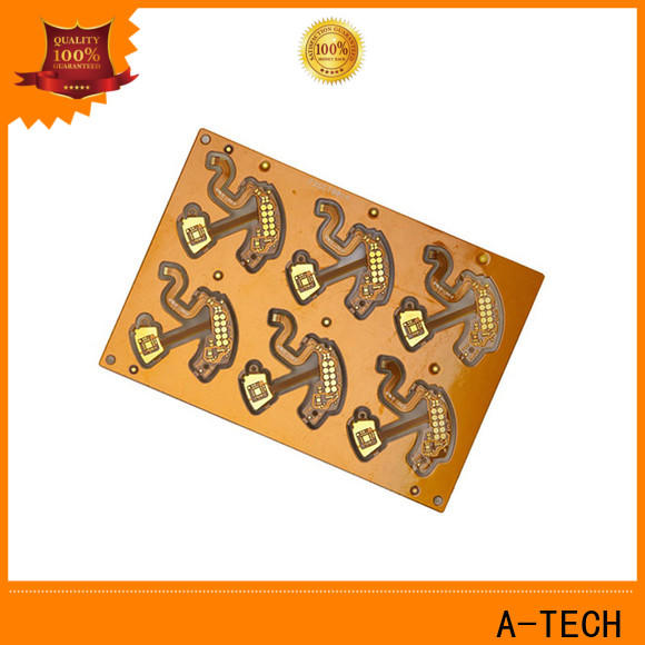 A-TECH printed circuit assy company for led