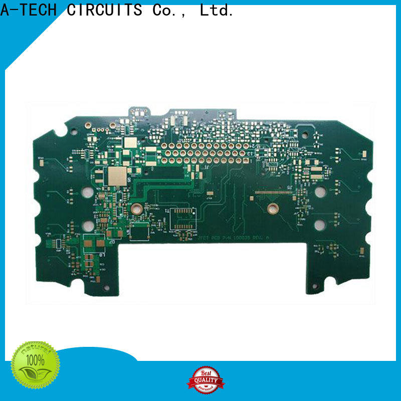 A-TECH microwave 4 layer pcb manufacturing Supply for wholesale