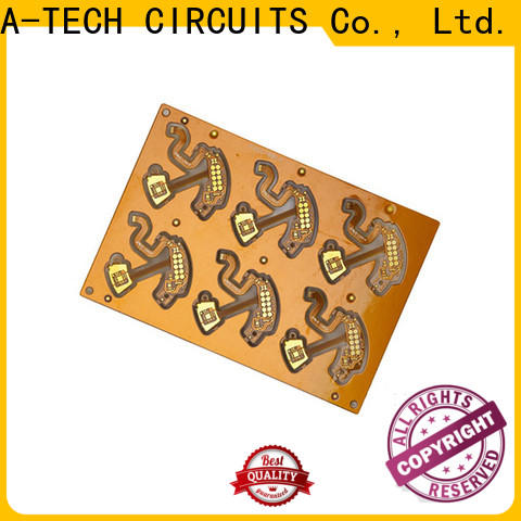 New pcb fabrication flex double sided at discount