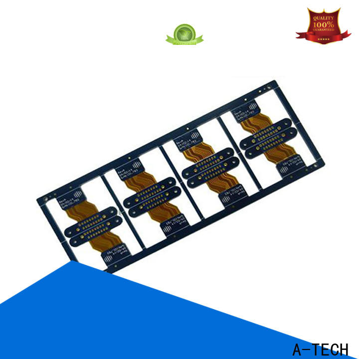 A-TECH quick turn fast pcb prototyping service Suppliers for led
