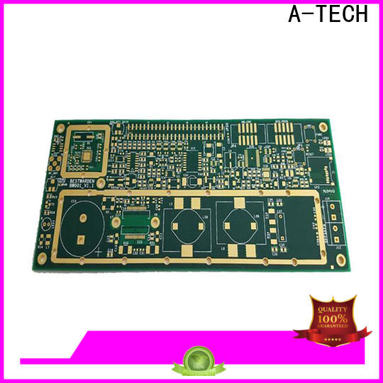 A-TECH Latest flexible circuit assembly double sided for led