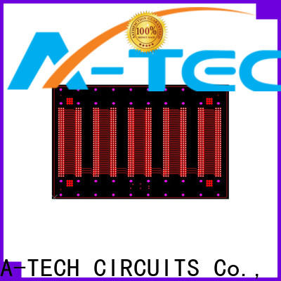 A-TECH heavy castellated holes pcb hot-sale for sale