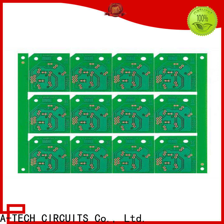 A-TECH microwave pcba factory double sided for wholesale