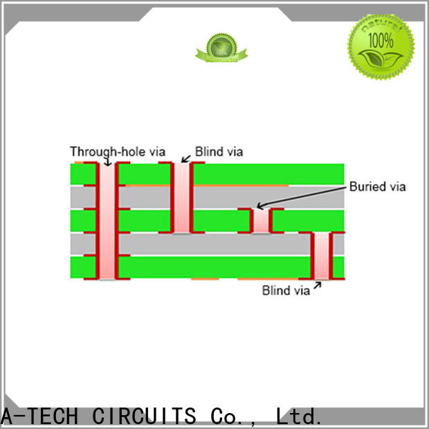 routing via in pad cost press durable top supplier