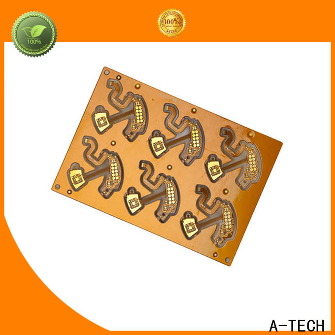 A-TECH rigid pcb assembly quote Supply for led