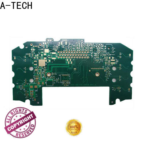 A-TECH aluminum pcb assembly Suppliers for led
