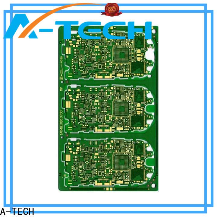 Custom led light circuit board single sided Supply