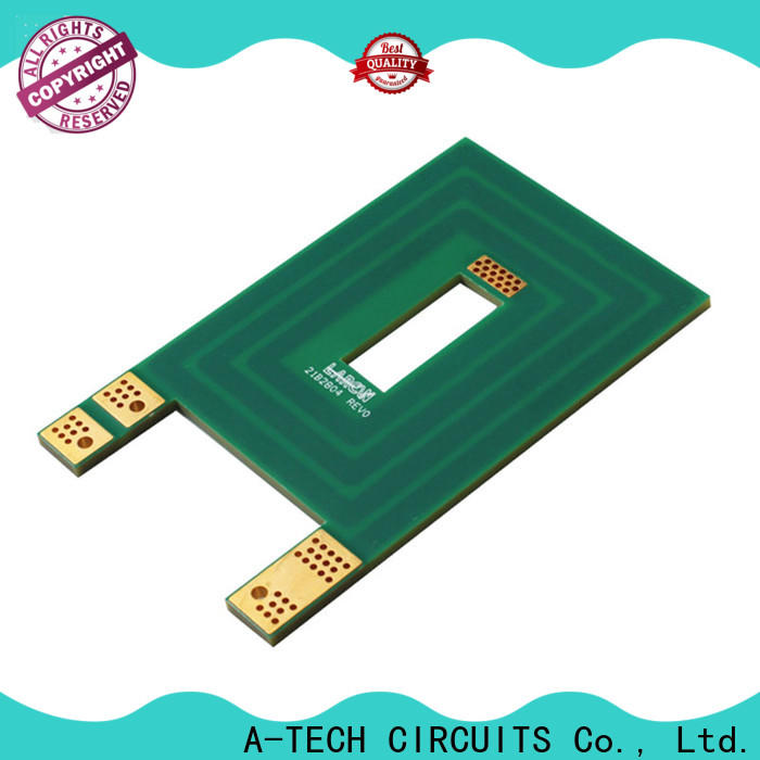A-TECH free delivery via in pad technology hot-sale top supplier