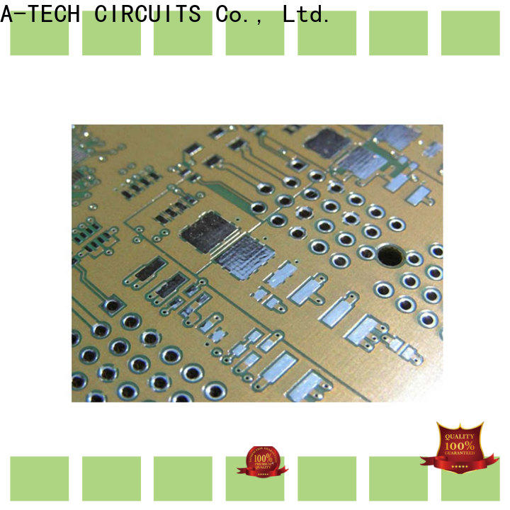 A-TECH hard silver coating pcb company for wholesale