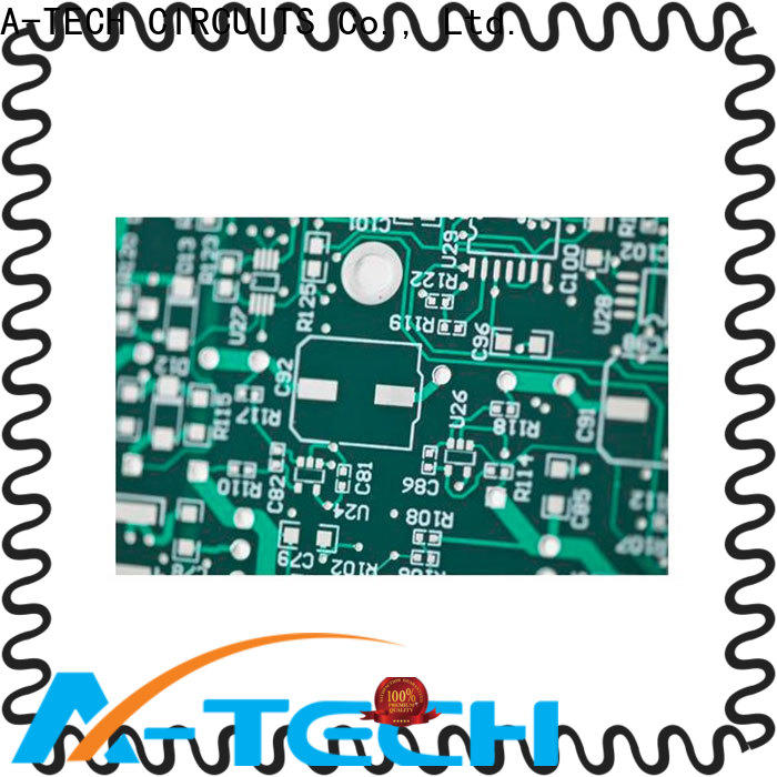 A-TECH hard carbon ink pcb free delivery for wholesale
