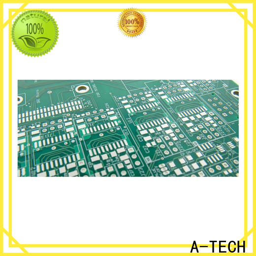 A-TECH leveling immersion silver pcb finish manufacturers at discount