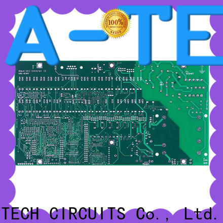 A-TECH microwave double sided prototype pcb manufacturers