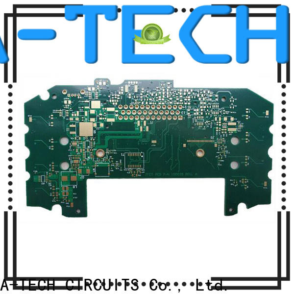 A-TECH single sided electronic pcb assembly double sided