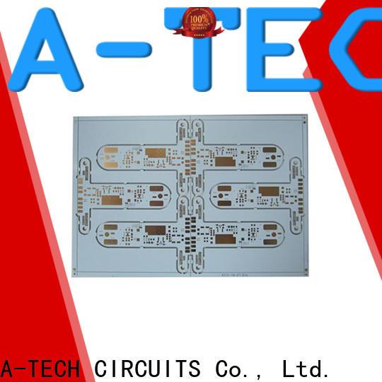 A-TECH flex rigid flex pcb cost double sided for led