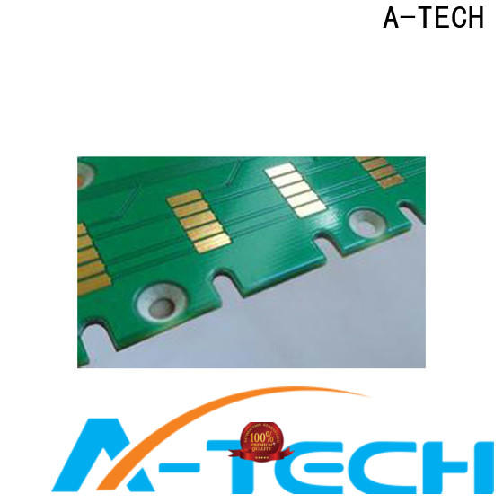 A-TECH thick copper edge plating pcb castellation best price for sale