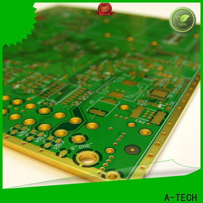 A-TECH edge press fit pins pcb manufacturers for wholesale